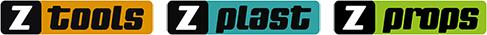 Ztools – Zplast – Zprops Logo